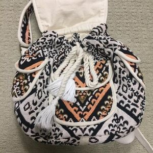 3898b05b0401 Free People Bags - Boho hippie festival backpack